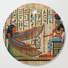 Egyptian - Isis Cutting Board