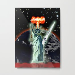 FREEDOOM FOR ALL!!! – 013 Metal Print