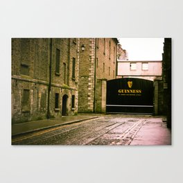 St James Gate Canvas Print
