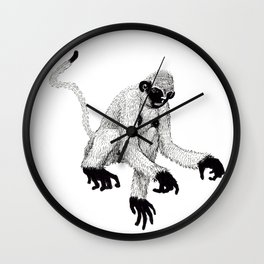 ape Wall Clock