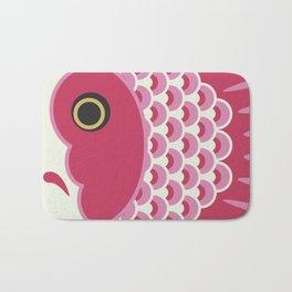 Koinobori | Pink Bath Mat