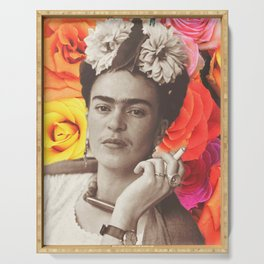 Frida Cigarettes Serving Tray