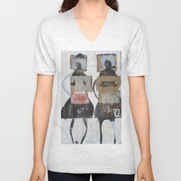 In This Day And Age Unisex V-Neck