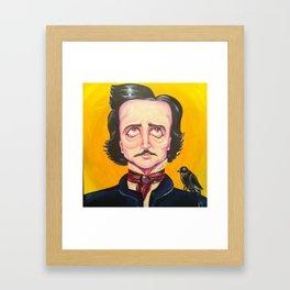 Edgar Framed Art Print