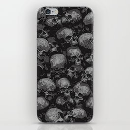 Totally Gothic iPhone Skin