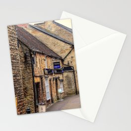 Downtown In The Cotswolds Stationery Cards