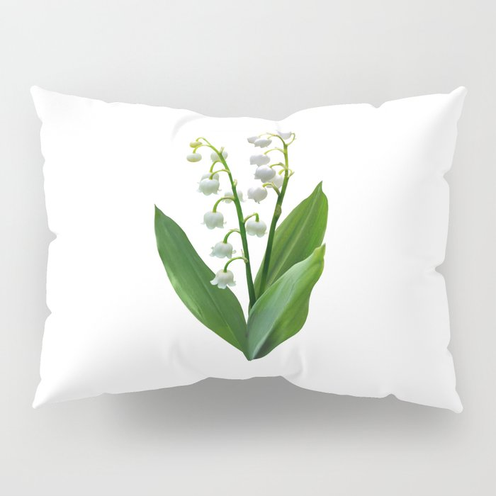 Lily of the Valley Floweret Pillow Sham