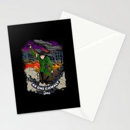 Warsaw Uprising Stationery Cards