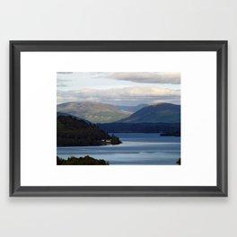 Loch Awe 2 Framed Art Print