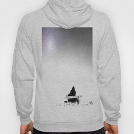 Let's Watch the World from the Clouds Hoody