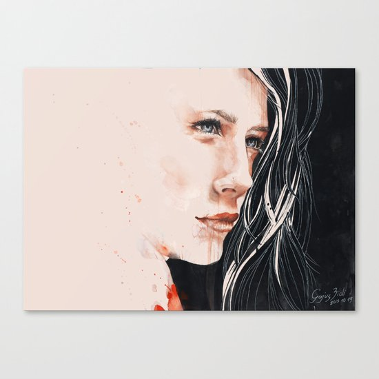 Dear ____, Canvas Print