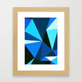 Abract Feelings  Framed Art Print
