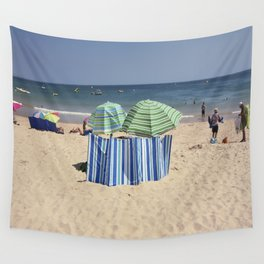 Twin Umbrella's and the Sun! Wall Tapestry