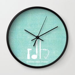 RDH Wall Clock