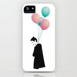 Balloons 4 iPhone Case