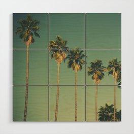 Hollywood Summer Wood Wall Art