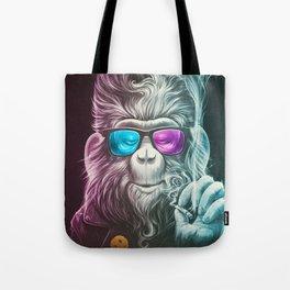 Smoky Tote Bag