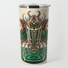 Cosmic Insect - Light Travel Mug