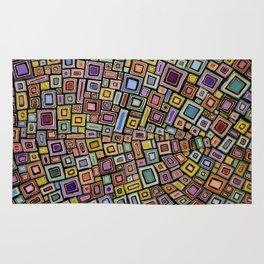 Squares Dancing Rug