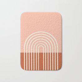 Terracota Pastel Bath Mat