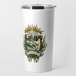 Highline Surf Instruction Travel Mug