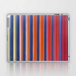 Hot & Cold Stripes Laptop & iPad Skin