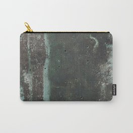 Copper Green Concrete Carry-All Pouch