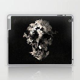 Spring Skull Monochrome Laptop & iPad Skin
