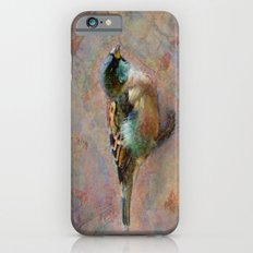 Rainbow bird iPhone 6s Slim Case
