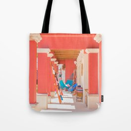 Mexican Storefront Tote Bag