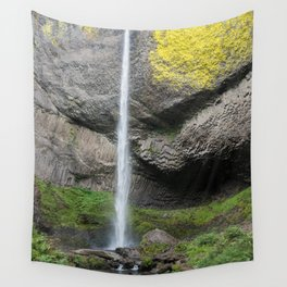 Latourell Falls, Oregon Wall Tapestry