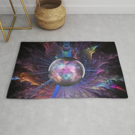 Shift in Consciousness Rug