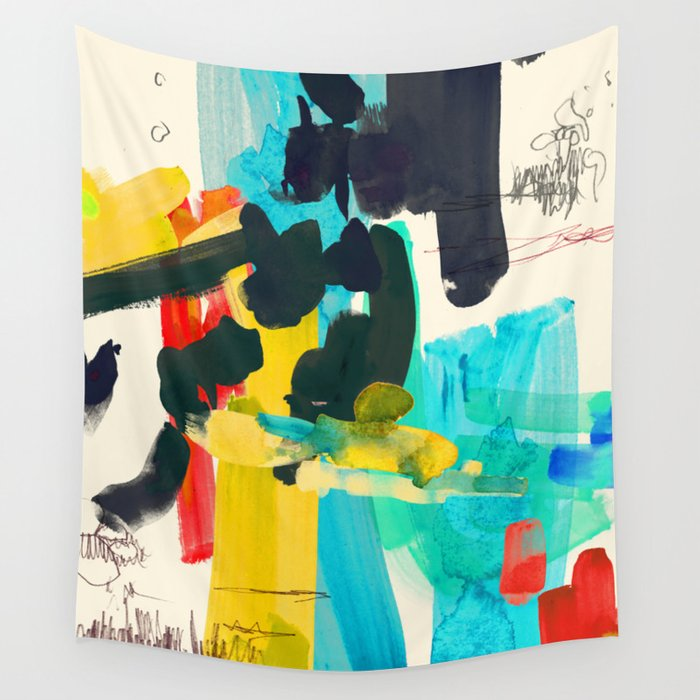 Lonely Water Wall Tapestry