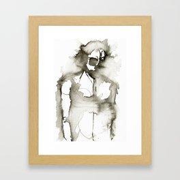 The Beginner Framed Art Print