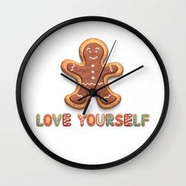 Love Yourself: BTS Christmas Cookies! Wall Clock