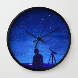 Serendipity Jimin Wall Clock