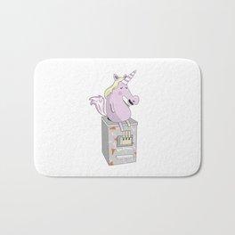 Icecream Unicorn Bath Mat