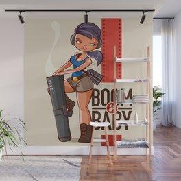 Boom Beach Fan Art - Zooka Wall Mural