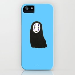 lil No Face / Spirited Away iPhone Case