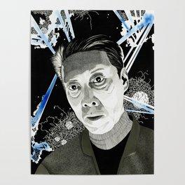 François Chau - The Expanse Poster