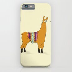 Peruvian Lama Slim Case iPhone 6s