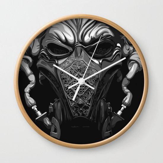 Master Pilot Wall Clock