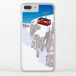 Jackson Hole Clear iPhone Case