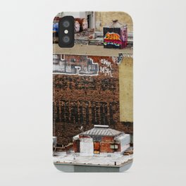 San Francisco behind the scene iPhone Case