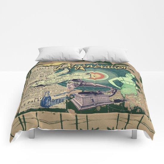 Regeneration Comforters