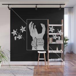 Tied & Nightshade Wall Mural