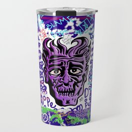 Dope Creates Monsters Remixed Travel Mug