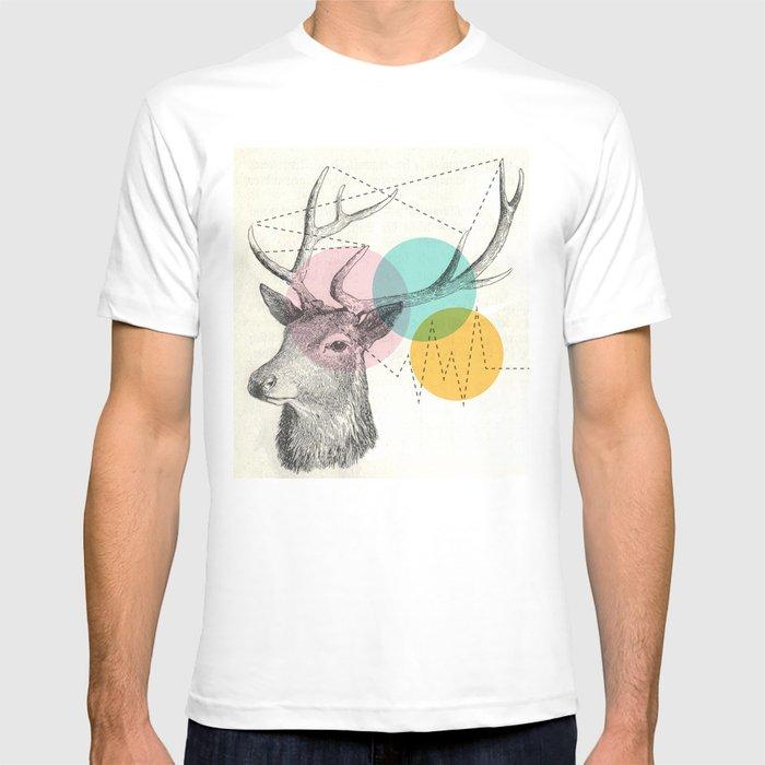 stitch doe T-shirt