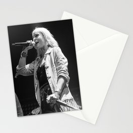 Metric Stationery Cards