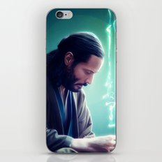 I will search for you iPhone & iPod Skin